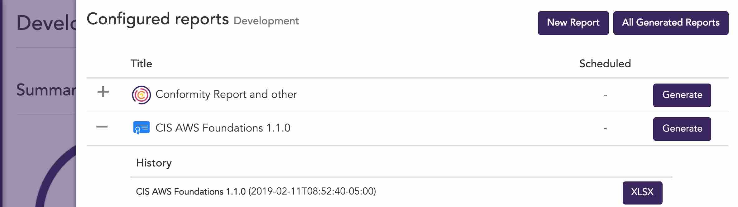 The Center of Internet Security AWS Foundations Benchmark