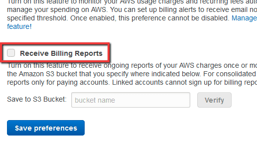 Receive Billing Reports